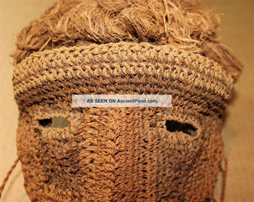 Zambia Old African Mask Ancien Masque Africa Mbunda Congo Masker Afrika Afrique Other photo