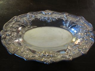 Silver Plate Dish photo