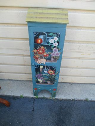 51949 Decorator Country Cabinet Chest photo