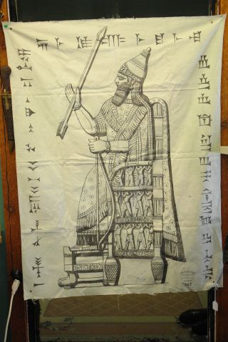 Antique Religious Tract Society England Coloured Lithograph 157 Cotton photo