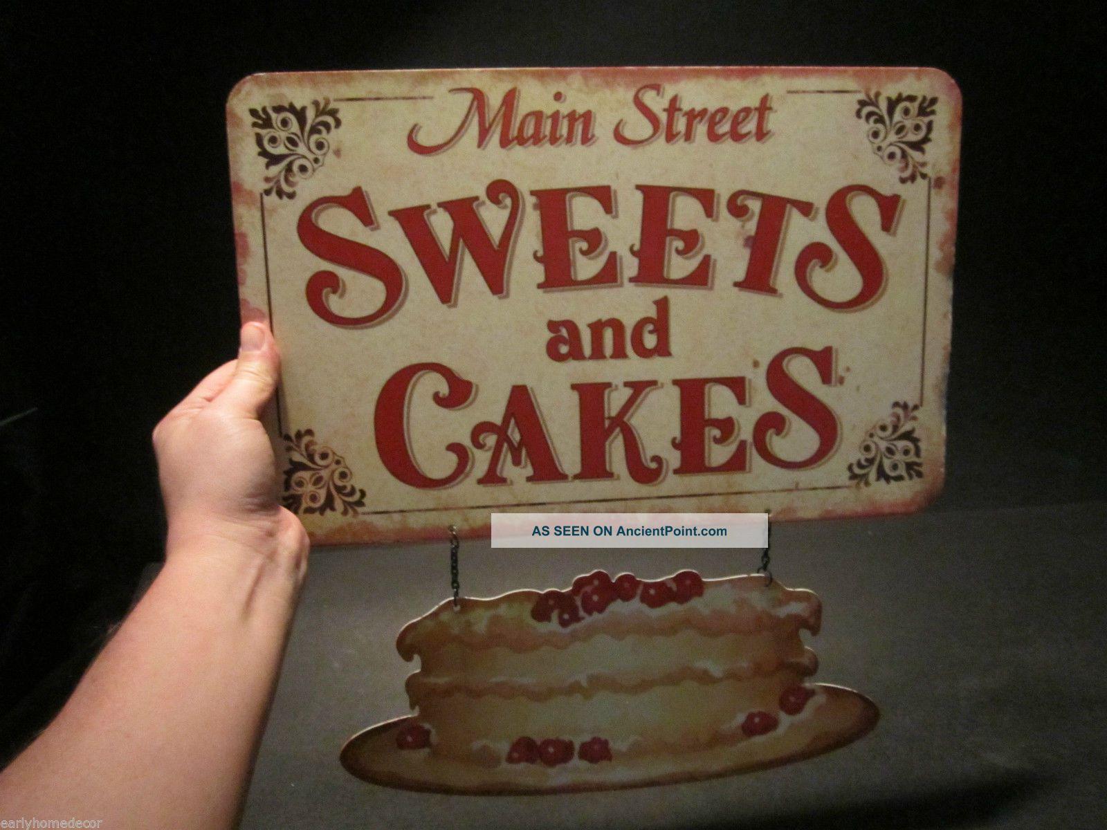 Vintage Bakery Sign 101