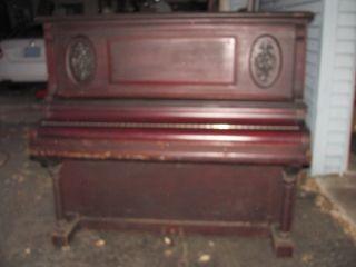 Ludwig Piano Parts Antique Nr photo
