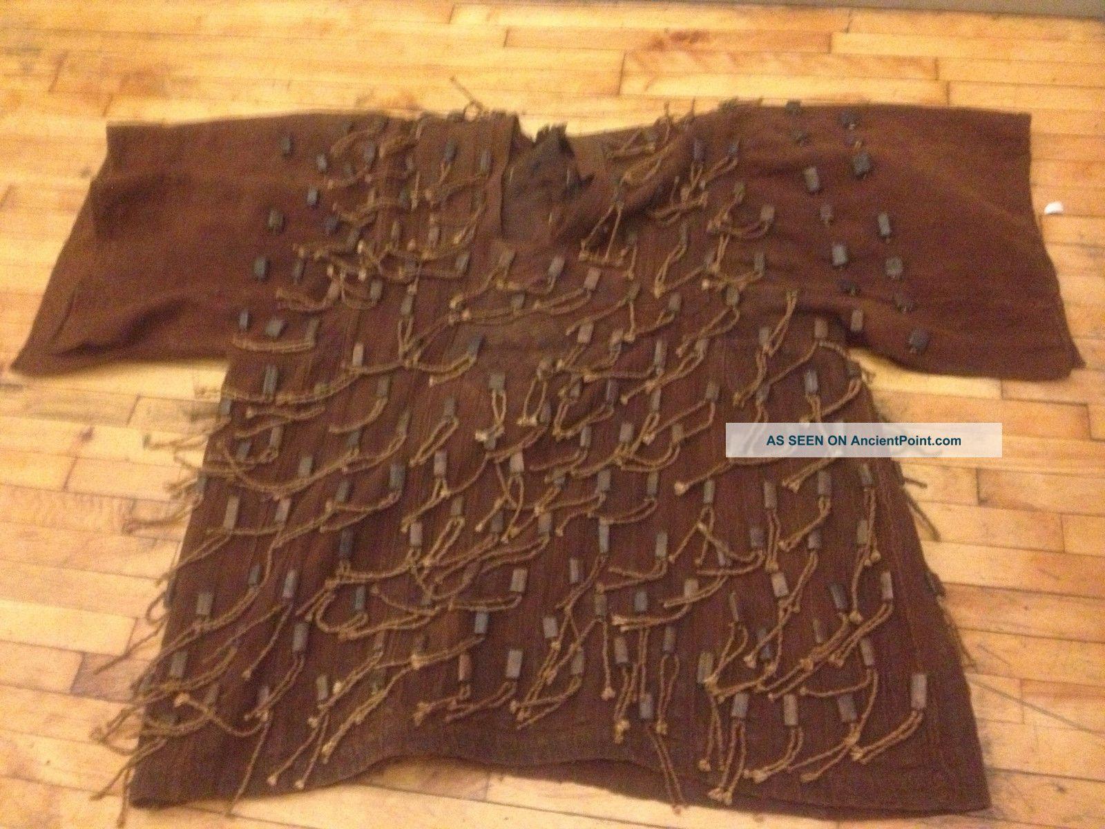 Museum Quality Textile Grisgris Clothing Coat Dance Shaman Costume Guinea Ethnix Other photo