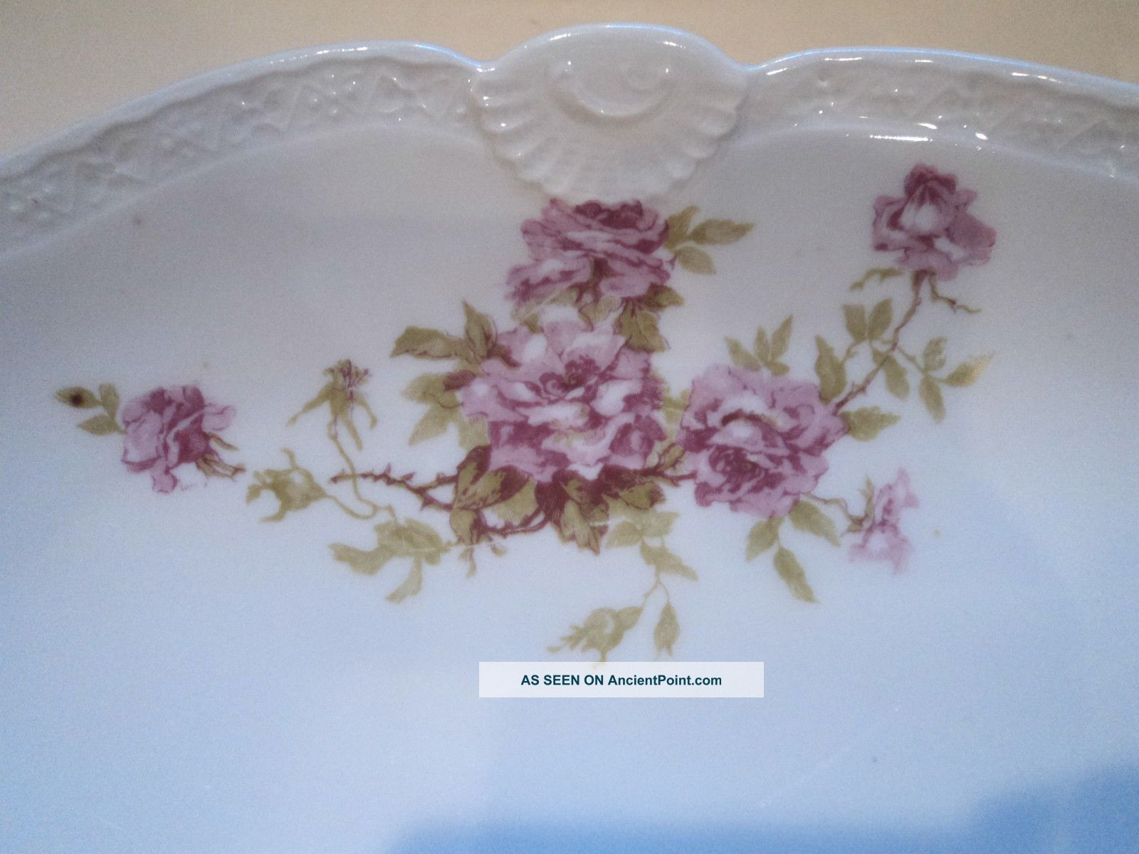 Coronet China Oval Platters From Limoges France 14 \