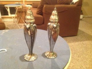 Vintage Harmony House Serenade By Masco Salt And Pepper Shakers photo