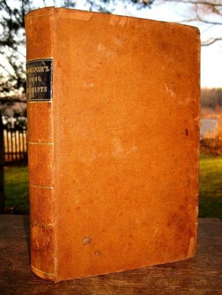 Antique Cookbook Confectionery Home Cures Farm Farrier Bees Beer Wine Moonshine photo