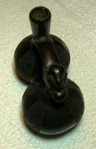 Pre - Colombian Huaco / Chimu Dynasty / Northern Coastal Peru,  S,  A, photo