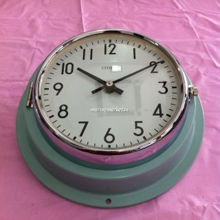 Citizen Slave Clock.  Type Ts - 2s (rare And) Wall Type 2 Hands,  Japan photo