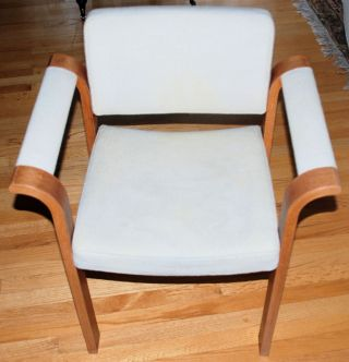 Danish Modern Chair Mid Century photo