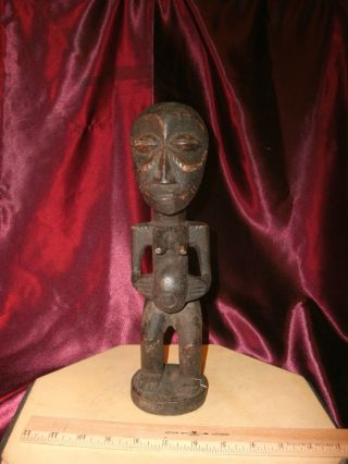 Zaire Warega Figural Artifact - 12