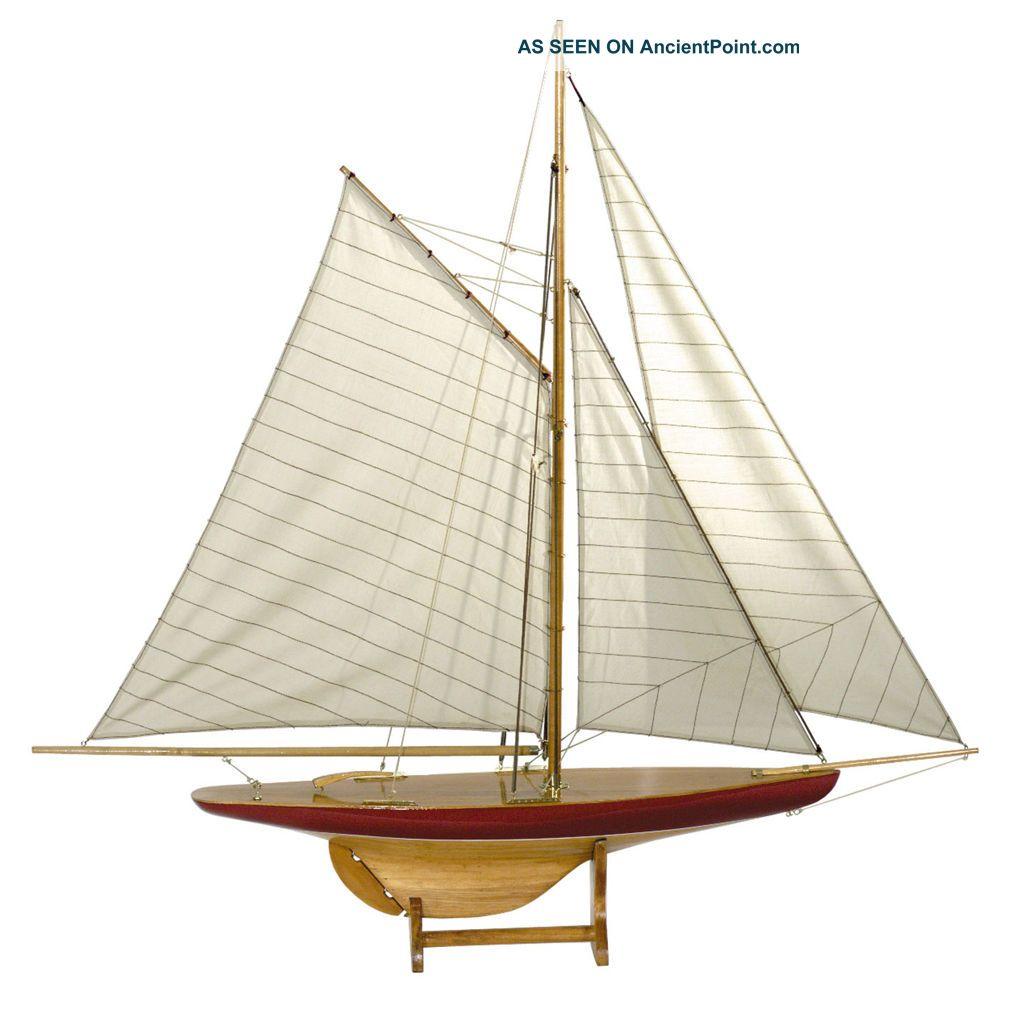 1895 Defender Pond Yacht 37