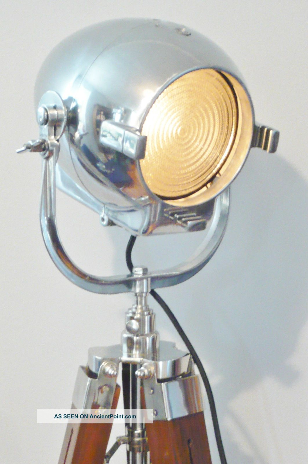 50s Vintage Theatre Film Lamp Industrial Iconic Design Floor Light Alessi Vitra Uncategorized photo