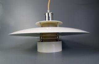Luxo Borens Loft Ceilling Lamp Danish Modern Denmarkt Industrial Poulsen 60s 70s photo