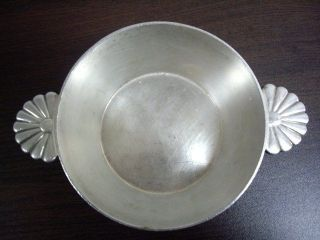 Vintage Swiss Sternegg Silver Plated Dessert Cup Bowl photo