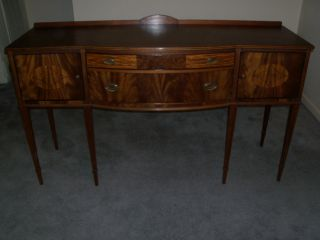 Federalists Sideboard/buffet - See Costs/ship Within 600 Miles photo