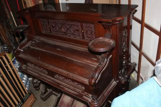 Estey Flattop Cottage Organ photo