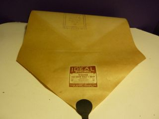 Vintage Piano Roll Ideal By Rose Vally Co 88 Note W2068 You Know What I Mean photo