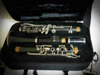 Restored Pan American Clarinet 1920 ' S Hs Mouthpeice photo