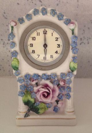 Very Unusual Elfinware Clock photo