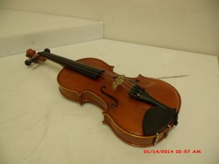 2007 Strobel 1/2 Violin W/case Ml80 photo