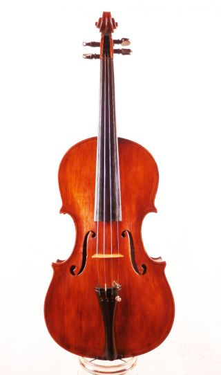 Old Antique Italian Or German Anno 1930 4/4 Master Violin (fiddle,  Geige) photo