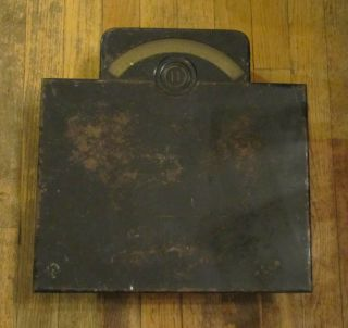 Antique Hanson Primitive Scale Early 1900 ' S 200+ Made Exclusively For Moorman ' S photo