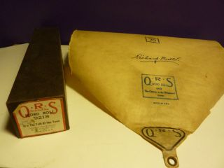 Vintage Piano Roll Q.  R.  S.  9218 It ' S The Talk Of The Town Max Kartlander 1942 photo