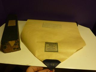 Vintage Piano Roll Ryhtmodik B 6632 Isle D ' Amour photo