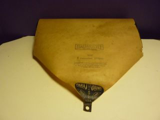 Vintage Piano Roll Paramount 769 Italianst Canzoniere photo