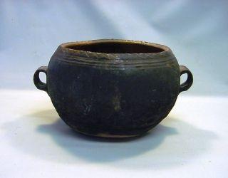 1700/1800 ' S Glazed Earthenware Olla Ethnic Vessel Cooking Pot Guatemala 13