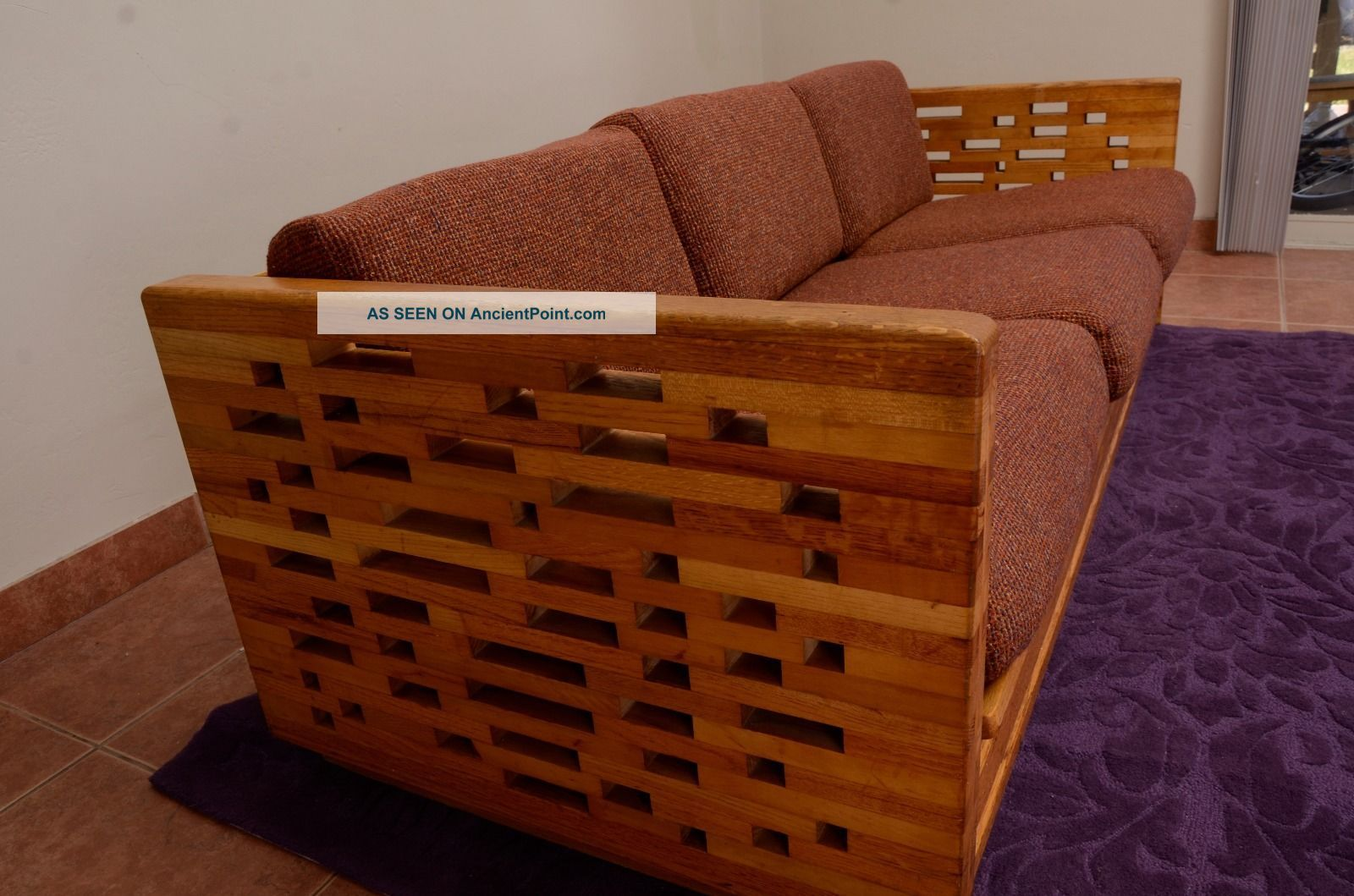 modern furniture post modern wood furniture. Modern Couch Wood. Mid Century And Loveseat. Natural Wood \\u0027 70s Furniture Post