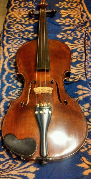 Old Antique Vintage 1856 Maggini Violin Playing Condition photo