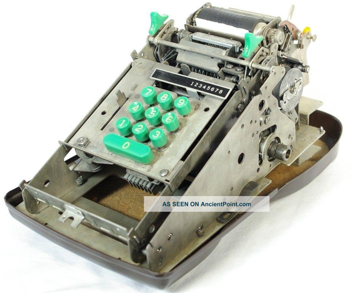 victor adding machine models
