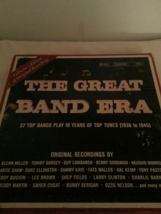 The Great Band Era Recordings photo