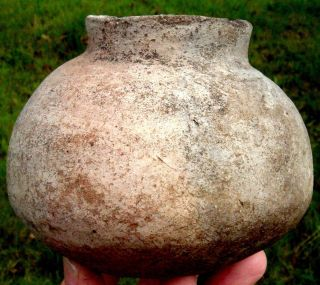 Pot,  Globular.  Distressed.  Northwestern Tennessee photo