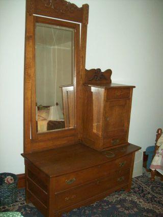 Antique Dresser photo