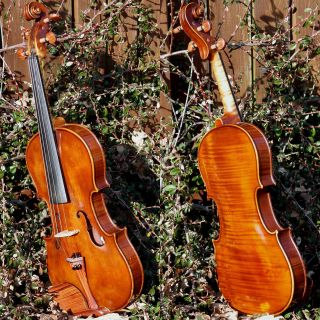 Very Fine Antique Czech Violin By Ladislav F.  Prokop,  Chrudim,  1929 photo