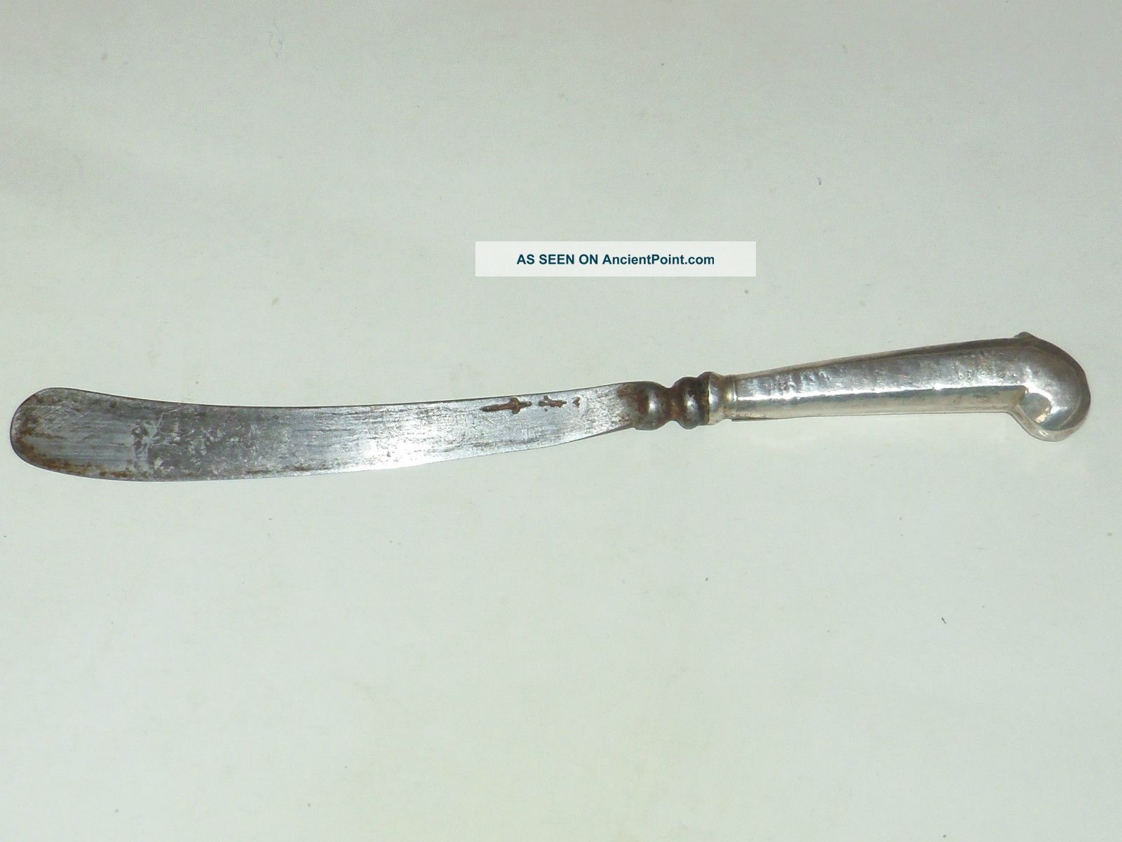 1 Very Rare Queen Anne? Knife,  Beginning Of 18th Century Uncategorized photo