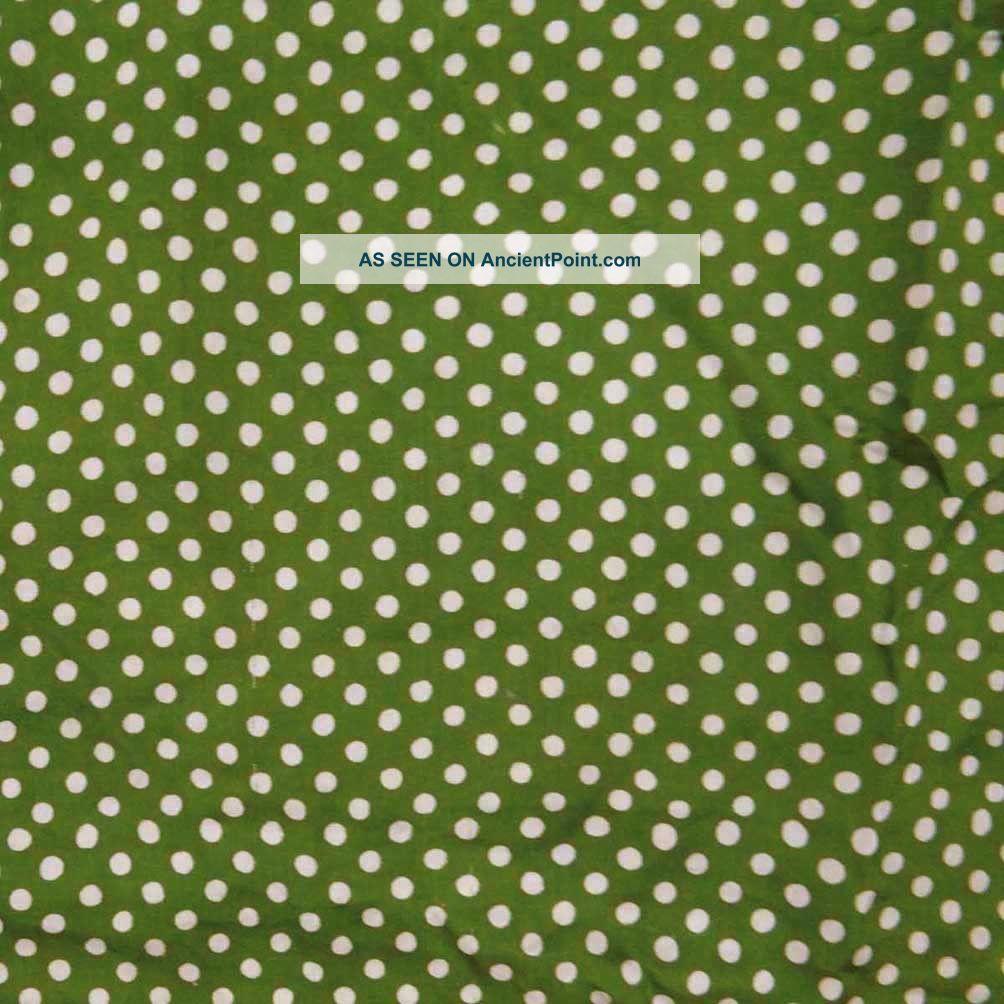 Vintage Saree Art Silk Paisley Printed India Sari Fabric Beige Craft Art Deco 5y Other photo