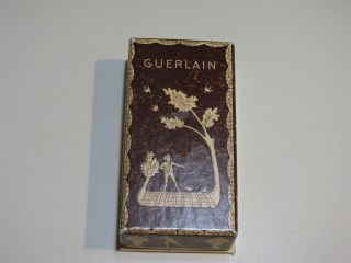 Antique Guerlain Box Only Made In France photo