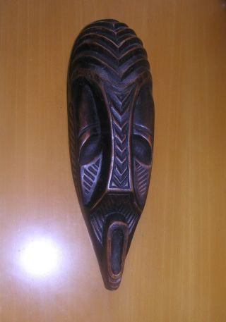 Antique African - Congo Belge - Carving Wooden Hangging Figure photo