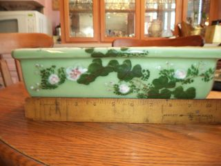 Vintage Asian Bonsai Pot photo