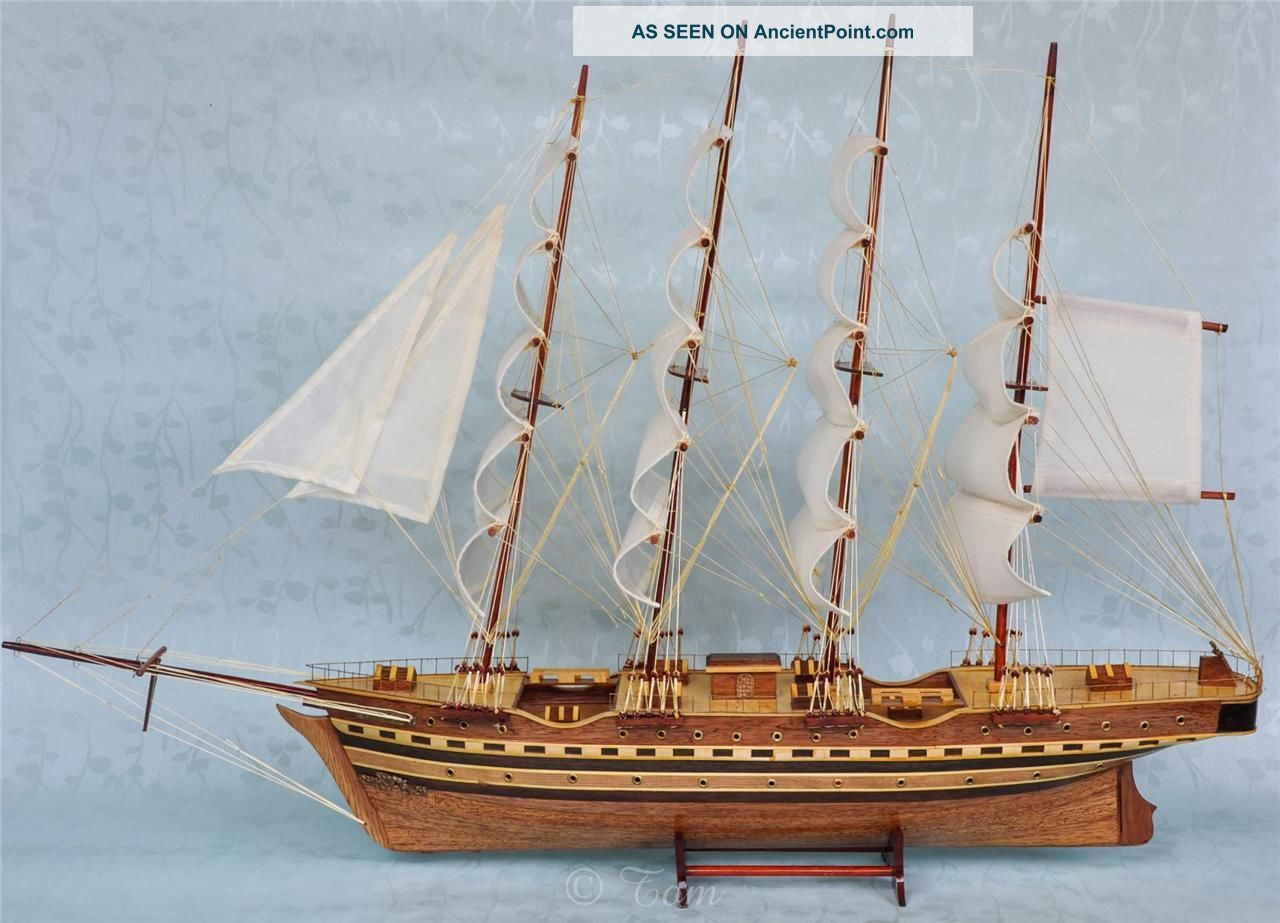 Wooden ship model kits uk