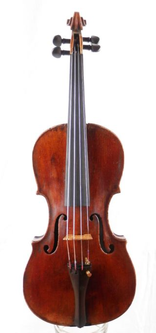 Antique Italian 170 Year Old 4/4 Master Violin (fiddle,  Geige) photo