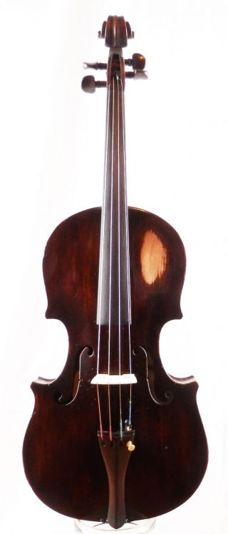Antique 110 Year Old 4/4 Violin From Italy (fiddle,  Geige) photo