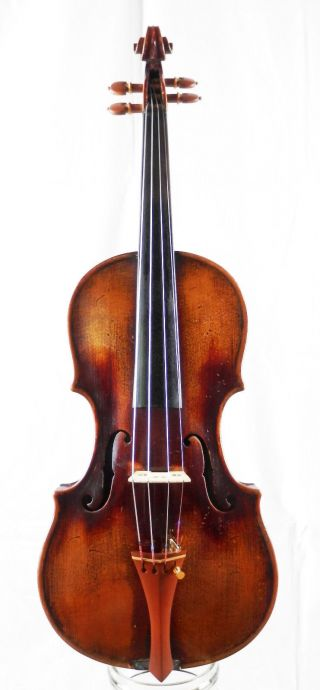 Antique Francesco Ruggeri Anno 1675 Labeled 4/4 Old Violin (fiddle,  Geige) photo