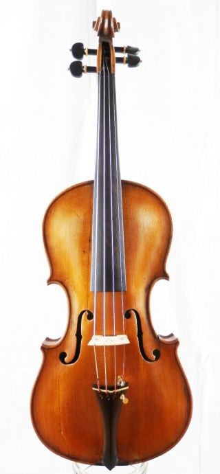 Antique 110 Year Old 4/4 Violin Bought In Italy (fiddle,  Geige) photo