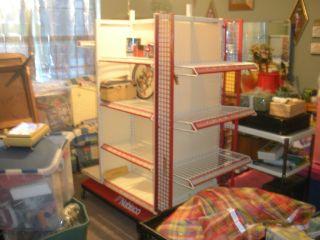 Kraft Nabisco Display Cart Midcentury photo