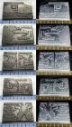 Old Metal Newspaper Printing Plates For Famous Movie Adverts • Very Collectable Uncategorized photo 4