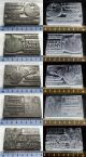 Old Metal Newspaper Printing Plates For Famous Movie Adverts • Very Collectable Uncategorized photo 5